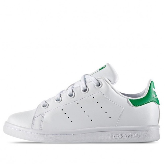 official photos aeb5c ab79d Kids Adidas STAN SMITH SHOES size 12
